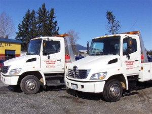 Cowichan Towing Tow Truck